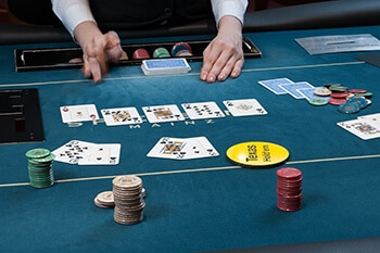 Poker Turnier 100 € Freeze Out