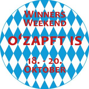 Winners Weekend Oktober