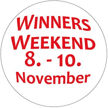 Winners Weekend November