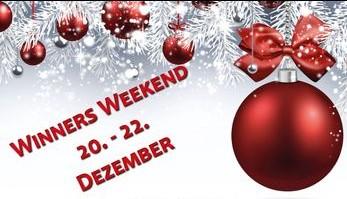 Winners Weekend Dezember